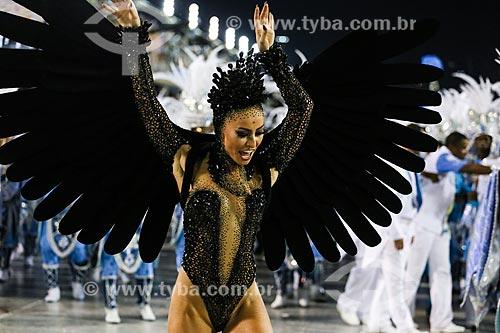 Desfile do Grêmio Recreativo Escola de Samba Unidos de Vila Isabel - Sabrina Sato - Rainha de Bateria  - Rio de Janeiro - Rio de Janeiro (RJ) - Brasil