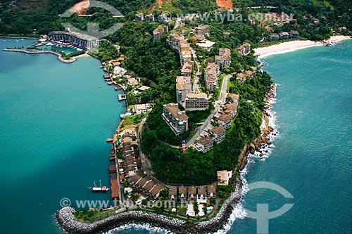 Foto aérea do condomínio residencial Porto Real Resort  - Mangaratiba - Rio de Janeiro (RJ) - Brasil