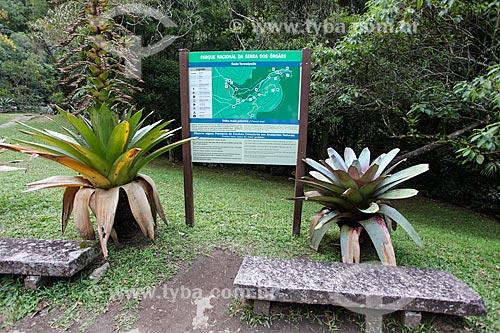 Parque Nacional da Serra dos Órgãos - Sede Teresópolis  - Teresópolis - Rio de Janeiro (RJ) - Brasil