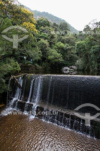Córrego Beija Flor - Parque Nacional da Serra dos Órgãos - Sede Teresópolis  - Teresópolis - Rio de Janeiro (RJ) - Brasil