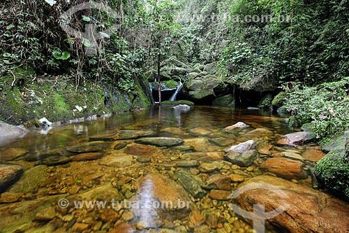 Cachoeira Ceci e Peri - Parque Nacional da Serra dos Órgãos - Sede Teresópolis  - Teresópolis - Rio de Janeiro (RJ) - Brasil