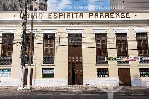 Pr[edio da União Espirita Paraense - Praça da República  - Belém - Pará (PA) - Brasil