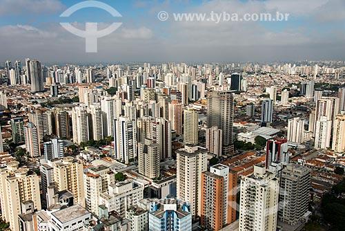 Edifícios no bairro do Tatuapé  - São Paulo - São Paulo (SP) - Brasil