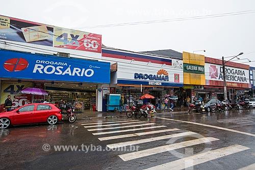 Farmácias próxima a Praça Americano do Brasil  - Anápolis - Goiás (GO) - Brasil