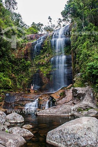 Cachoeira da Macumba  - Petrópolis - Rio de Janeiro (RJ) - Brasil