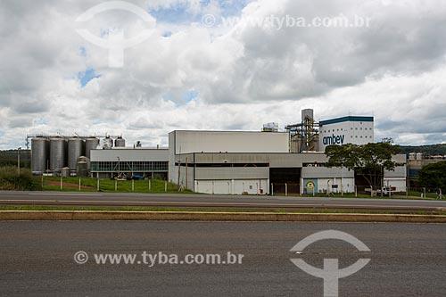 Fábrica da Companhia de Bebidas das Américas (AmBev) na Rodovia BR-060 próximo ao Km 79  - Goiás (GO) - Brasil
