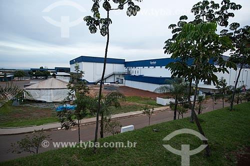 Fábrica da Geolab indústria química no Distrito Agroindustrial de Anápolis  - Anápolis - Goiás (GO) - Brasil