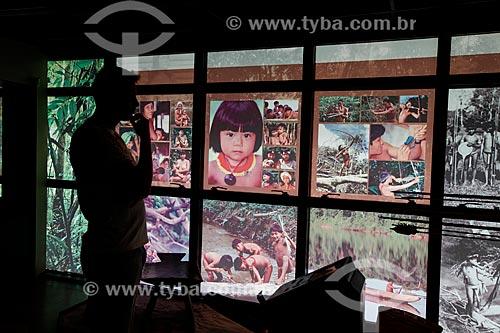 Museu Homem do Norte - Centro Cultural Povos da Amazônia  - Manaus - Amazonas (AM) - Brasil