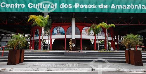 Centro Cultural Povos da Amazônia  - Manaus - Amazonas (AM) - Brasil