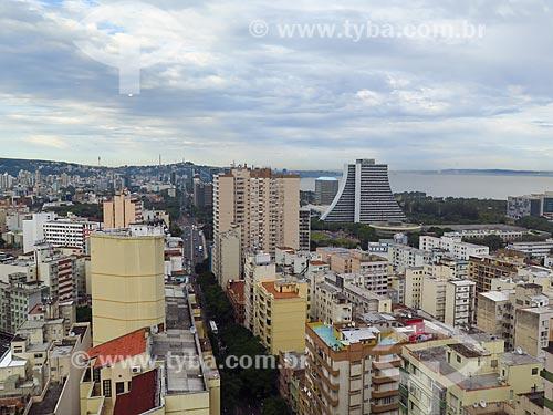Vista de Porto Alegre  - Porto Alegre - Rio Grande do Sul (RS) - Brasil