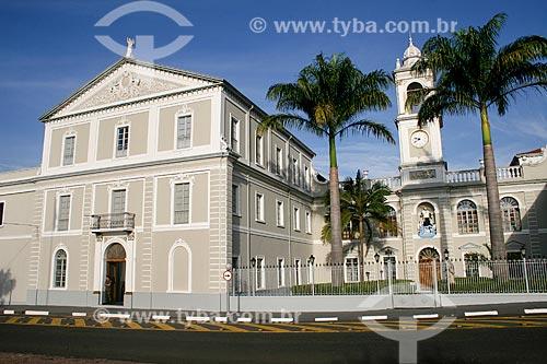 Fachada do Museu do Quartel  - Itu - São Paulo (SP) - Brasil