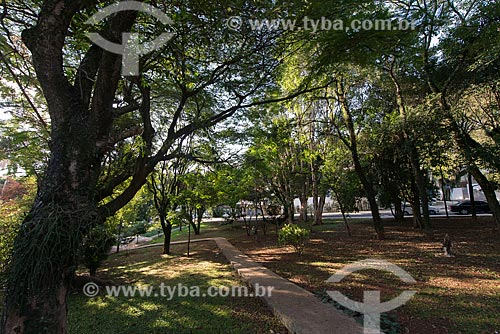 Praça Joanópolis no bairro do Sumaré  - São Paulo - São Paulo (SP) - Brasil