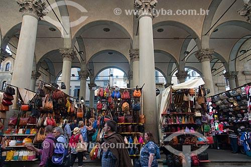 Comércio popular em Florença  - Florença - Província de Florença - Itália