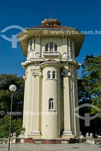 Torre da Estação de Tratamento de Água Moinhos de Vento - também conhecida como Hidráulica Moinhos de Vento  - Porto Alegre - Rio Grande do Sul (RS) - Brasil