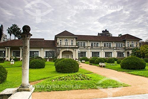 Estação de Tratamento de Água Moinhos de Vento (1928) - também conhecida como Hidráulica Moinhos de Vento  - Porto Alegre - Rio Grande do Sul (RS) - Brasil