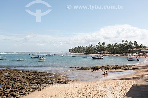 Orla da Praia do Portinho  - Mata de São João - Bahia (BA) - Brasil