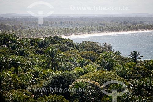 Boca da Barra - Foz do Rio do Inferno  - Cairu - Bahia (BA) - Brasil