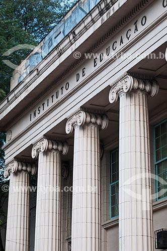 Instituto de Educação General Flores da Cunha (1936)  - Porto Alegre - Rio Grande do Sul (RS) - Brasil
