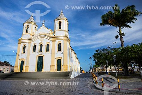 Igreja Matriz do Coração de Jesus  - Laranjeiras - Sergipe (SE) - Brasil