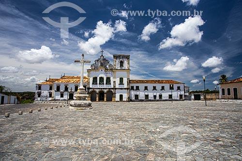 Igreja e Convento de São Francisco - Museu de Arte Sacra  - São Cristóvão - Sergipe (SE) - Brasil