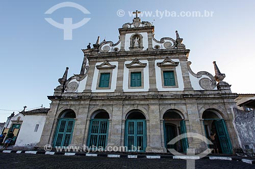 Igreja e Convento de Santo Antônio  - Cairu - Bahia (BA) - Brasil