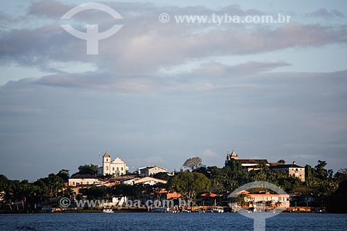 Vista geral de Cairu  - Cairu - Bahia (BA) - Brasil