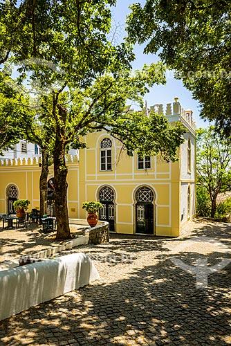 Spa de águas termais  - Concelho de Monchique - Distrito de Faro - Portugal