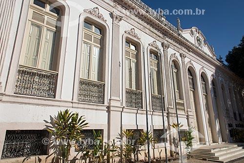 Fachada da Casa de Justiça e Cidadania do Piauí (2009)  - Teresina - Piauí (PI) - Brasil