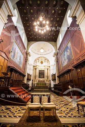 Interior da Cattedrale Metropolitana della Natività di Maria Santissima (Catedral Metropolitana da Natividade de Maria Santíssima) - 1753  - Siracusa - Província de Siracusa - Itália