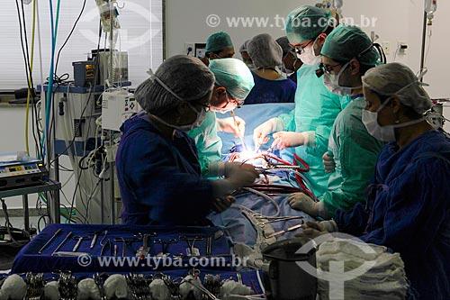 Cirurgia do coração no Real Hospital Português de Beneficência  - Recife - Pernambuco (PE) - Brasil