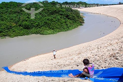 Esquibunda na Praia de Cumbuco  - Caucaia - Ceará (CE) - Brasil