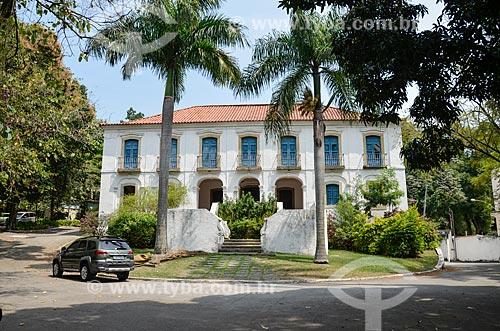 Casa do Bispo  - Rio de Janeiro - Rio de Janeiro (RJ) - Brasil