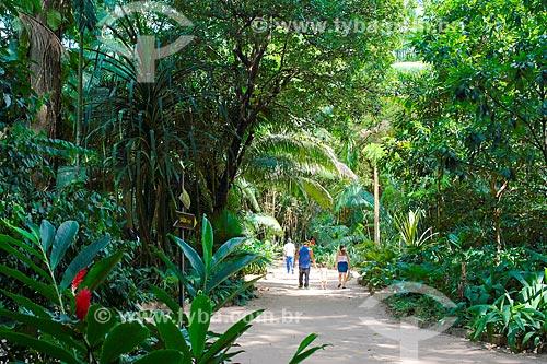 Parque do Museu Paraense Emílio Goeldi  - Belém - Pará (PA) - Brasil