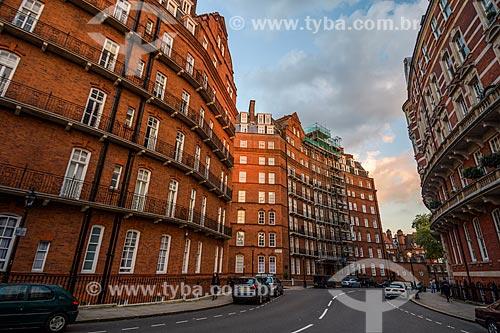 Prédios na cidade de Londres  - Londres - Grande Londres - Inglaterra