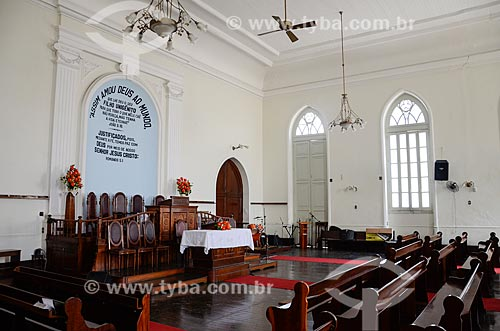 Igreja Evangélica Fluminense  - Rio de Janeiro - Rio de Janeiro (RJ) - Brasil