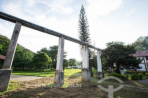 Aqueduto na Fazenda São Geraldo  - Paraíba do Sul - Rio de Janeiro (RJ) - Brasil