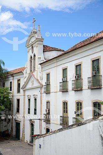 Igreja de Nossa Senhora do Bonsucesso (1780)  - Rio de Janeiro - Rio de Janeiro (RJ) - Brasil