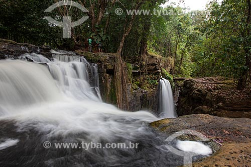 Reserva Ecológica Cachoeira do Santuário  - Presidente Figueiredo - Amazonas (AM) - Brasil