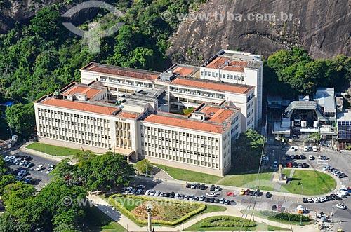 Prédio do Instituto Militar de Engenharia (IME)  - Rio de Janeiro - Rio de Janeiro (RJ) - Brasil