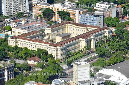 Prédio do Instituto Benjamin Constant  - Rio de Janeiro - Rio de Janeiro (RJ) - Brasil