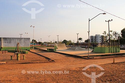 Praça no bairro Eldorado  - Porto Velho - Rondônia (RO) - Brasil