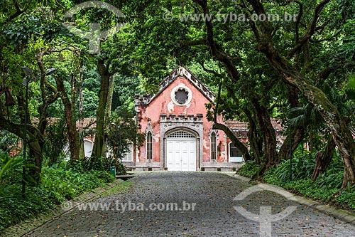 Cavalariça do Parque Henrique Lage - mais conhecido como Parque Lage  - Rio de Janeiro - Rio de Janeiro (RJ) - Brasil