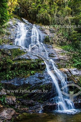 Cascatinha Taunay no Parque Nacional da Tijuca  - Rio de Janeiro - Rio de Janeiro (RJ) - Brasil