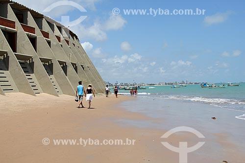 Hotel Tropical Tambaú na orla da Praia de Tambaú  - João Pessoa - Paraíba (PB) - Brasil