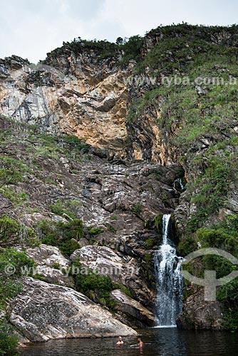 Cachoeira do Gavião - Parque Nacional Serra do Cipó  - Santana do Riacho - Minas Gerais (MG) - Brasil