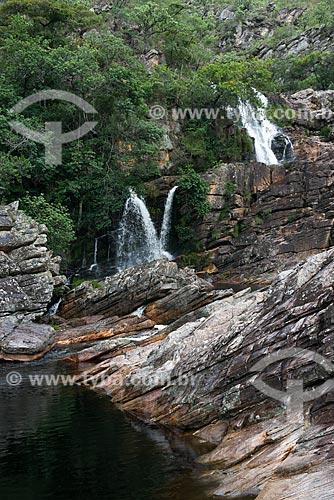 Cachoeira das Andorinhas - Parque Nacional Serra do Cipó  - Santana do Riacho - Minas Gerais (MG) - Brasil