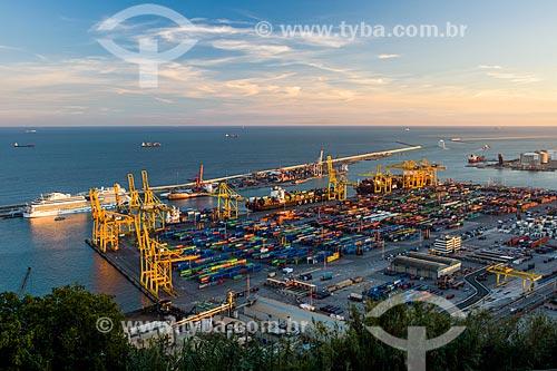 Vista do Port de Creuers  - Barcelona - Província de Barcelona - Espanha
