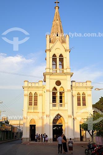 Fachada da Igreja de Nossa Senhora da Apresentação  - Limoeiro - Pernambuco (PE) - Brasil