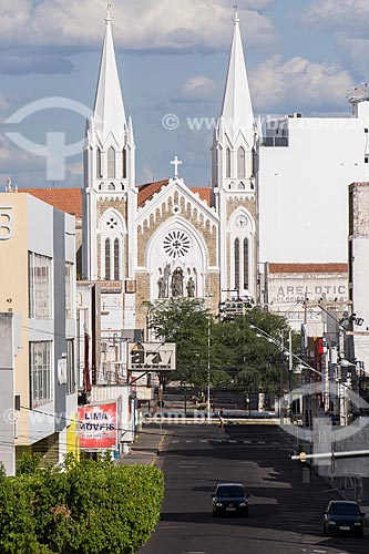 Catedral de Petrolina - Igreja Sagrado Coração de Jesus (1929)  - Petrolina - Pernambuco (PE) - Brasil