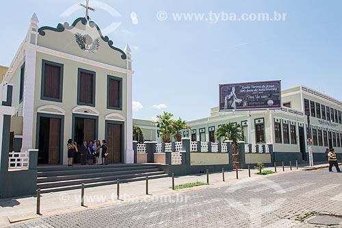 Capela Santa Teresinha e Colégio Santa Teresa de Jesus  - Crato - Ceará (CE) - Brasil